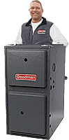 Furnace installation technician. We provide expert furnace installation.