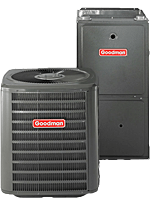 energy efficient furnace and air conditioner